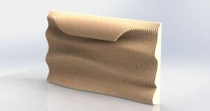 עיצוב פרמטרי: לוחות קיר