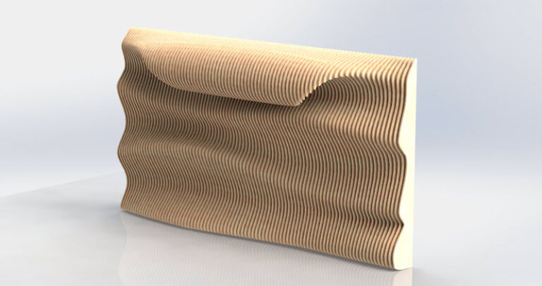 Parametric Design: Wall Panel