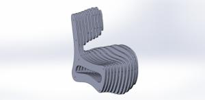 Проектирование параметрического кресла