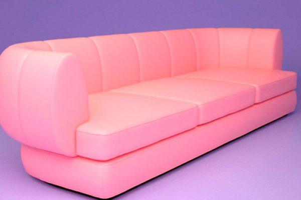 3d model of the sofa
