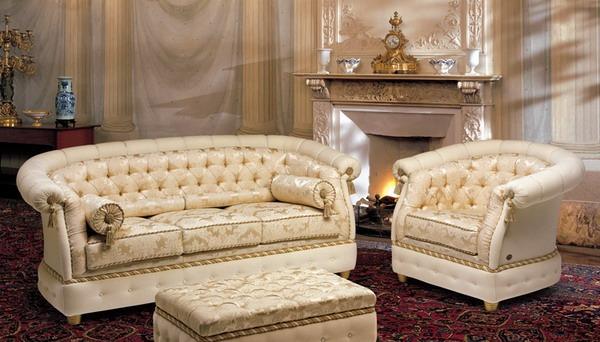 Изображение проектируемого дивана